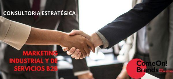 Estrategia de marca y branding b2b
